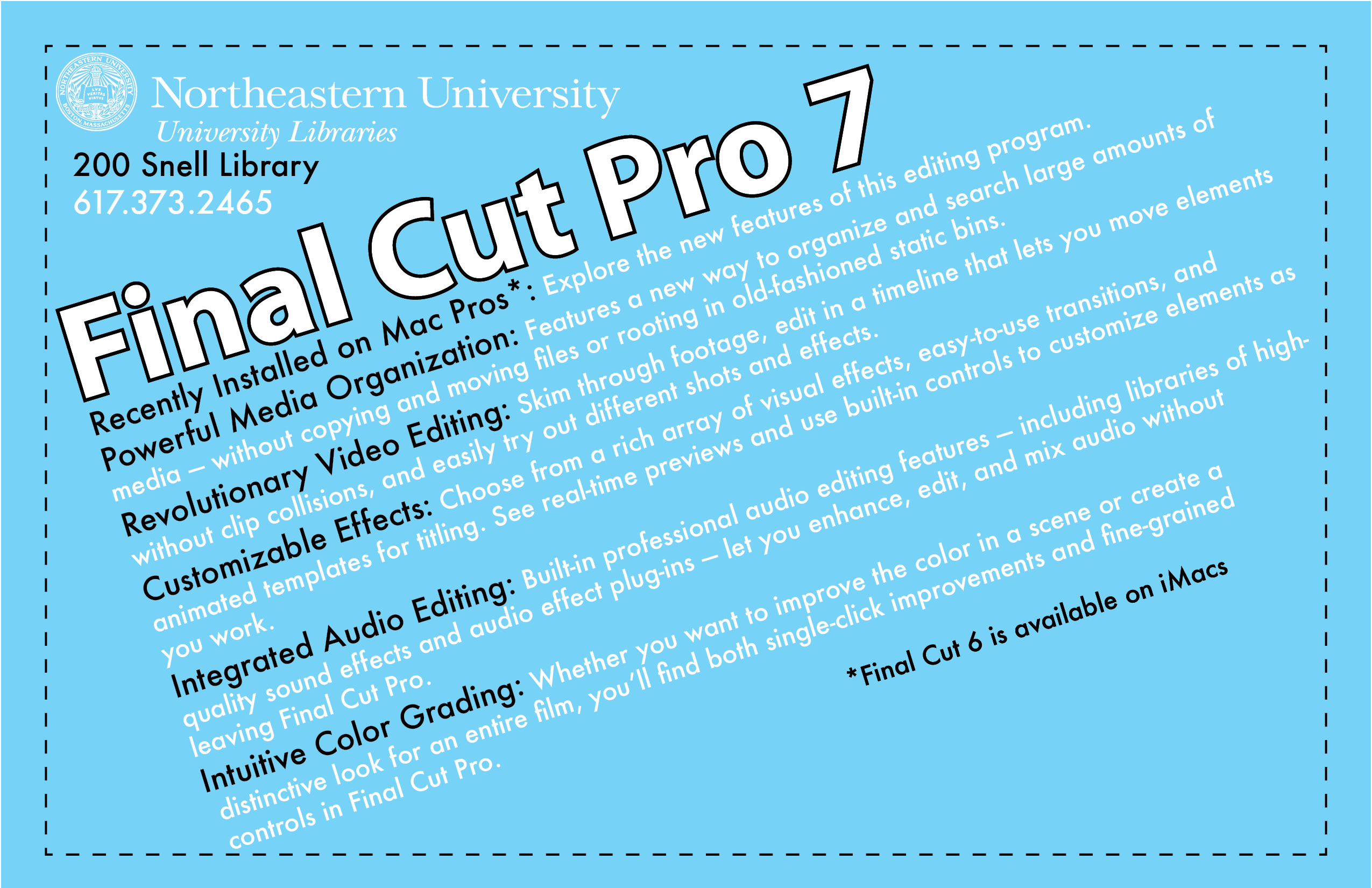 crash course how to use final cut pro