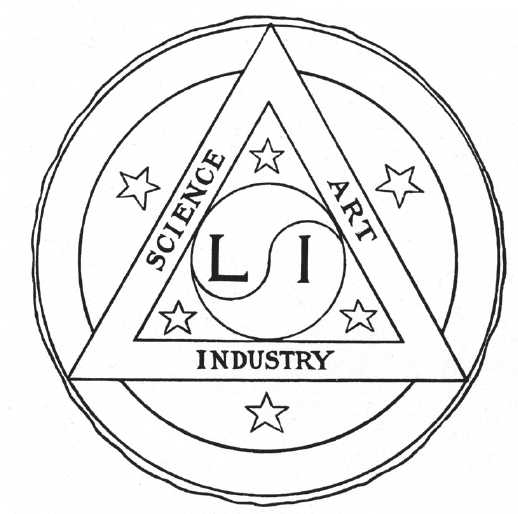 Lowell Institute School Alumni Association seal.