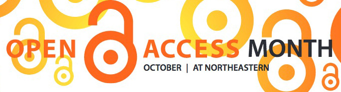 Open Access Month header
