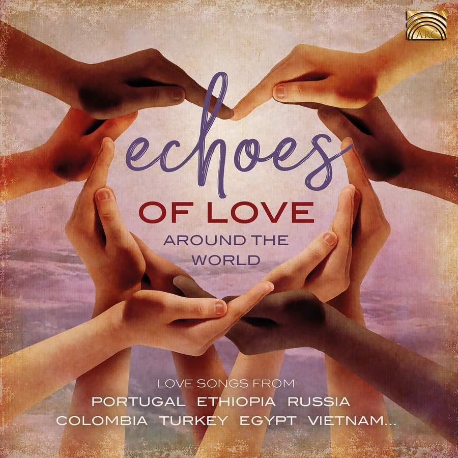 Echoes of Love Around the World album cover